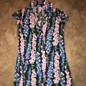 Lilly Pulitzer Polo TShirt Dress